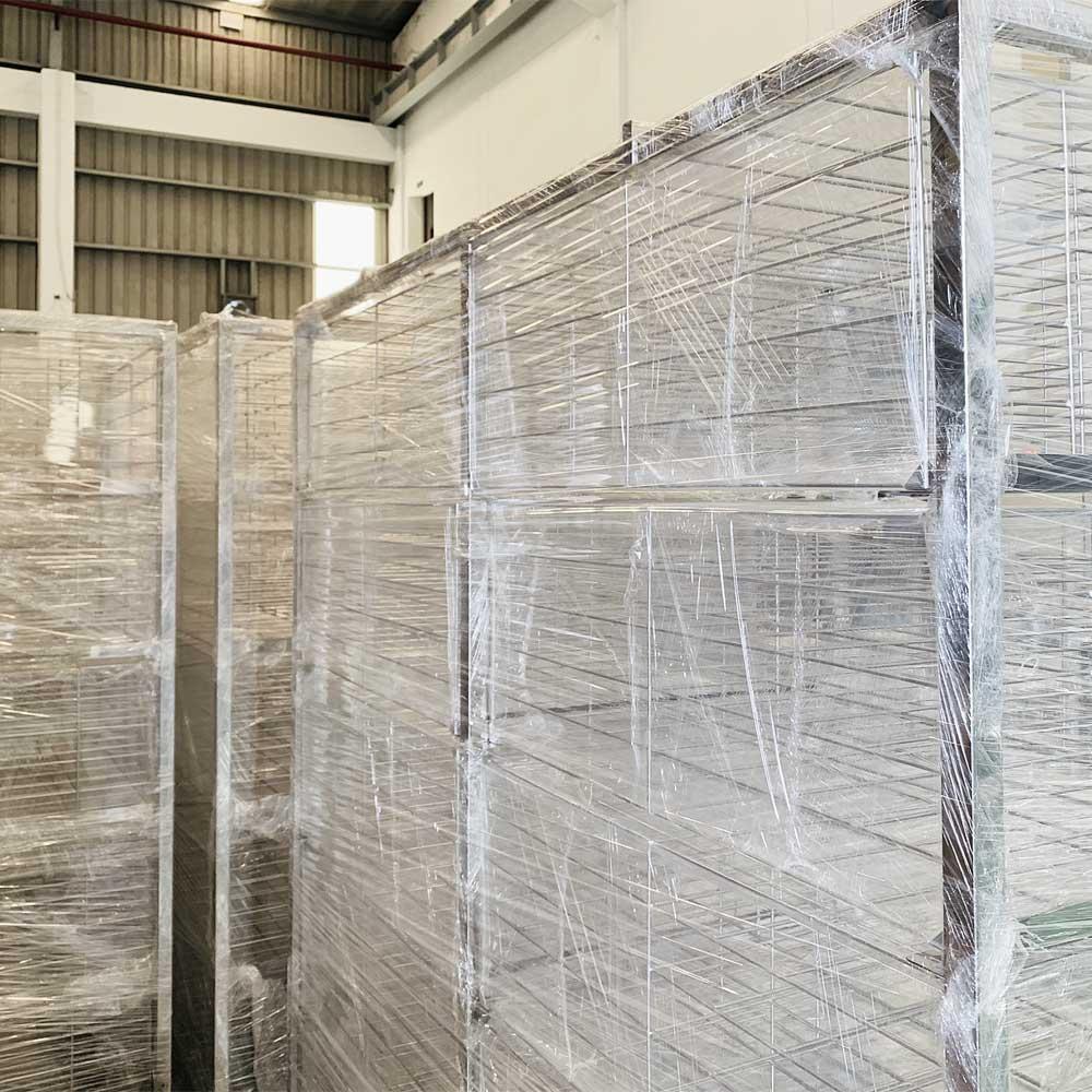 Cart for automatic carrier / Giỏ hàng cho nhà cung cấp tự động
