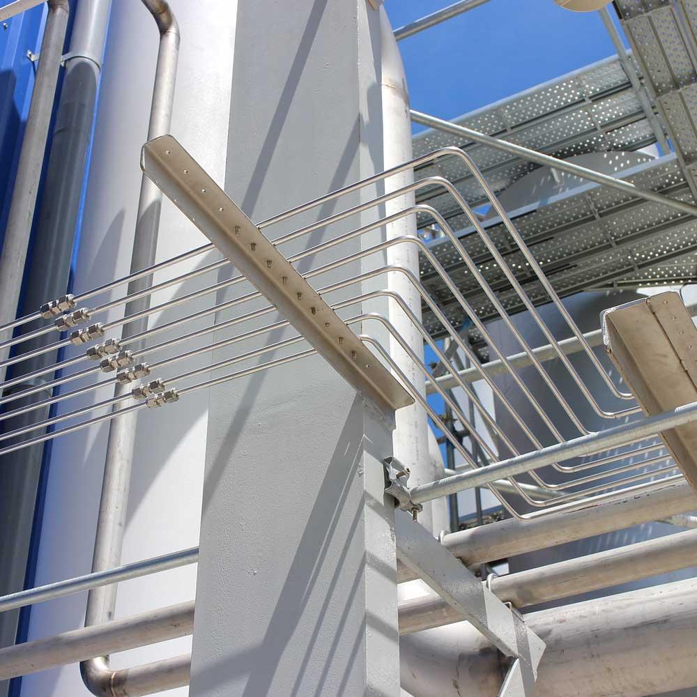 On-site plumbing / plumbing work / inspection / Xử lý đường ống tại chỗ / công việc / kiểm tra đường ống