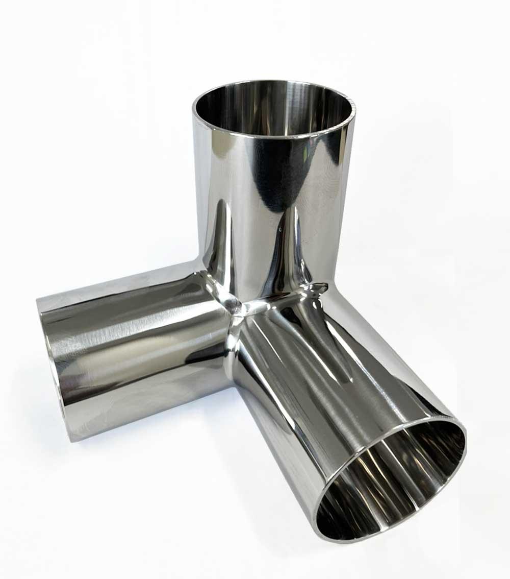 Đường ống ba chiều Three-way pipe fittings